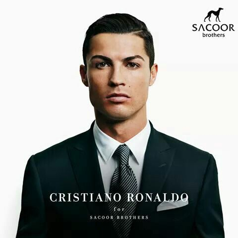 Cristiano Ronaldo for Sacoor brothers