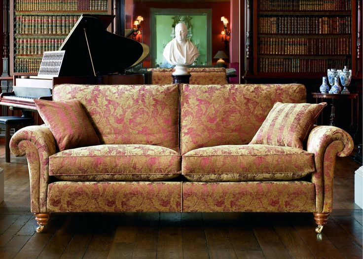 Duresta Belvedere Sofa Collection from George Tannahill & Sons