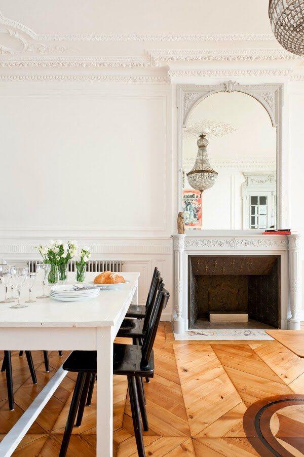Un appartement ancien avec une décoration contemporaine à Bordeaux - FrenchyFancy