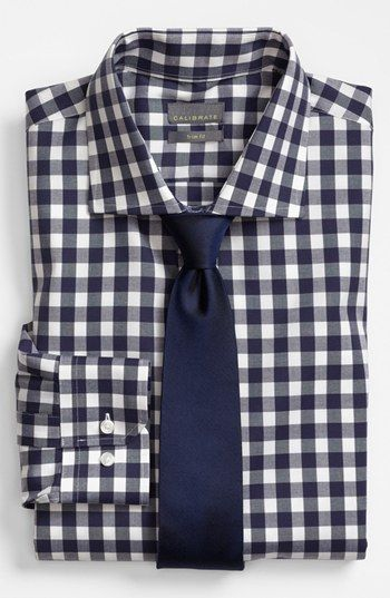 Calibrate Dress Shirt & Tie  available at #Nordstrom