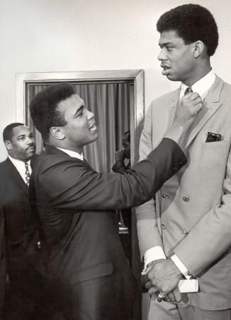 """""""Muhammad Ali is the epitome of a living legend. He's inspired & thrilled generations of fans around the world as an athlete & humanitarian. Throughout his life he's been one of a kind. They truly broke the mold when he was born"""" - Kareem Abdul-Jabbar"""