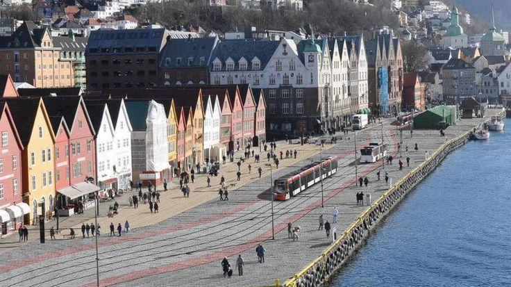 Bryggen må på bordet - Bergens Tidende