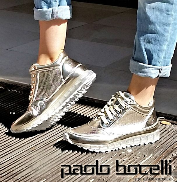 αθλητικά σε χρυσό τώρα 23,00€ shop now @ https://goo.gl/xrmQ8P ‪#‎paolobocelli‬ ‪#‎shoes‬ www.paolobocelli.com
