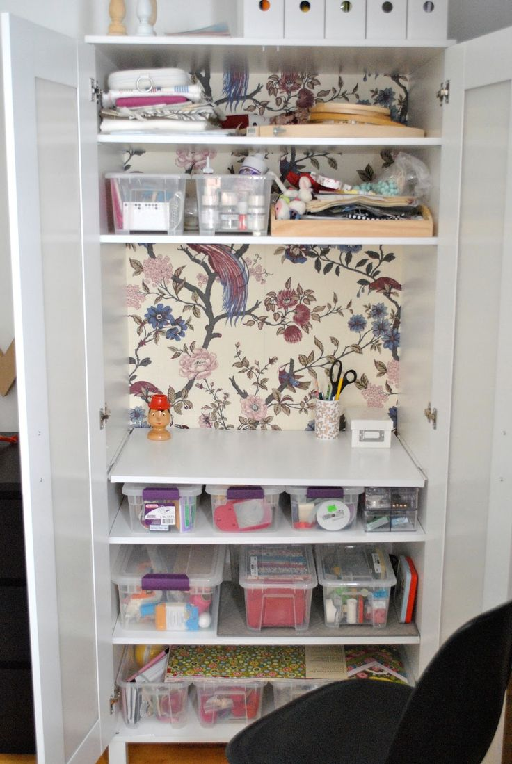 Adding shelves to Aneboda