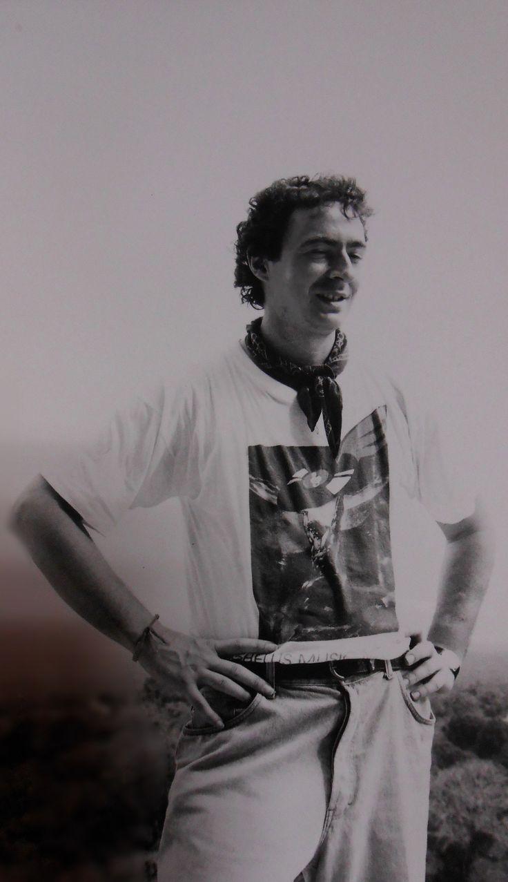 https://flic.kr/p/t7vzEq | My self   - Tikal Guatemala  1994