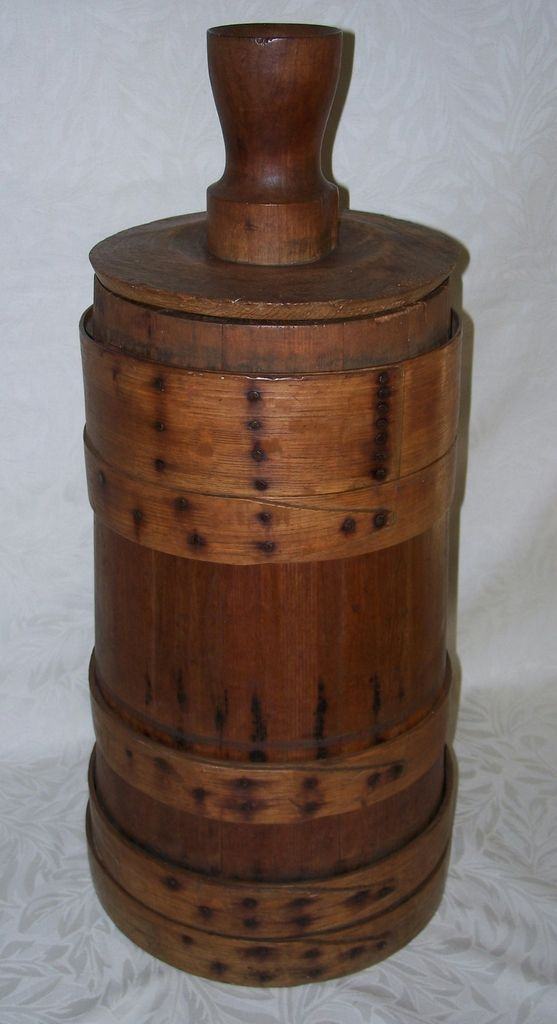 63 Best Images About Antique Butter Churns On Pinterest