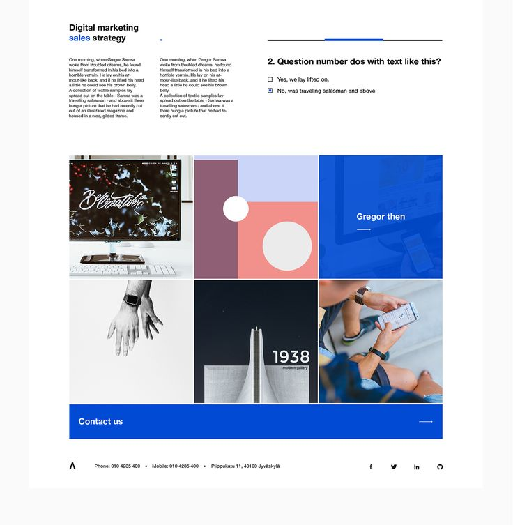 V ─ Digital Marketing Agency - Concept on Behance