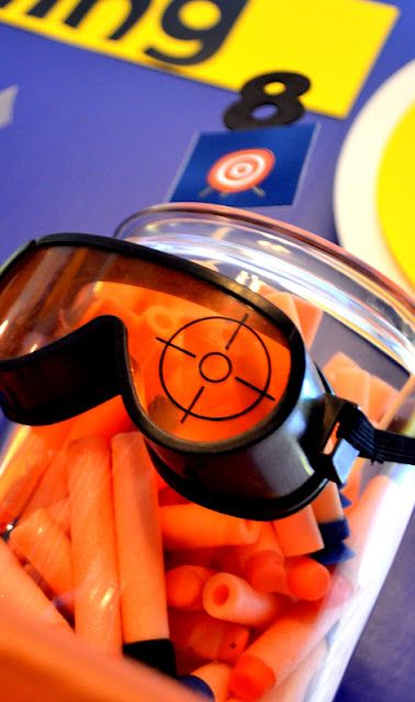My Party Passion Ultimate Nerf Party: THIS will be my birthday party this year :p @Emily Bricker