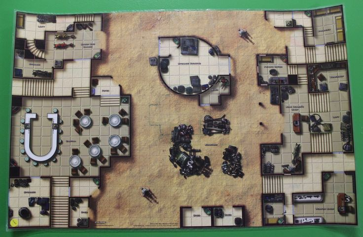 Fantasy Generator Map