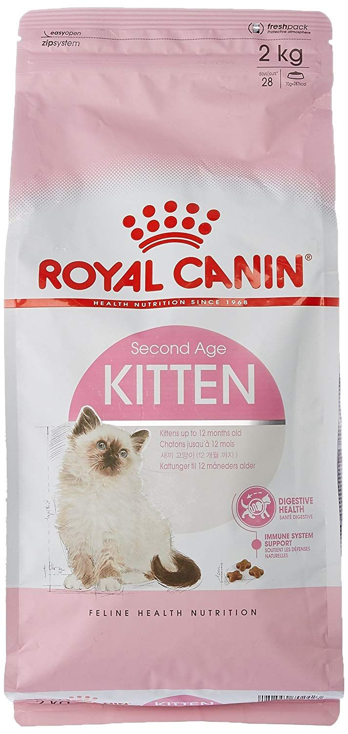 Royal Canin Kitten 36 Dry Mix 2 Kg You Can Get More Details By Clicking On The Image This Is An Affiliate Lin Kitten Food Cat Food Reviews Cat Food Coupons
