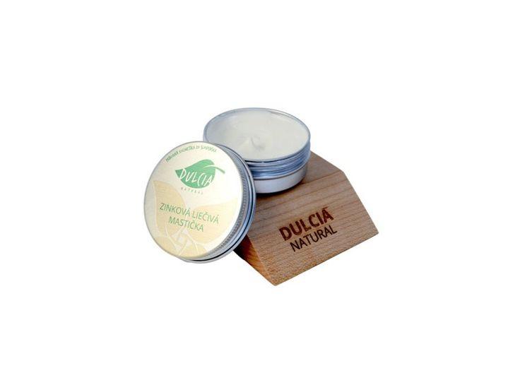 Dulcia Natural zinková léčivá mastička