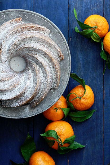 Coconut and Citrus Cake