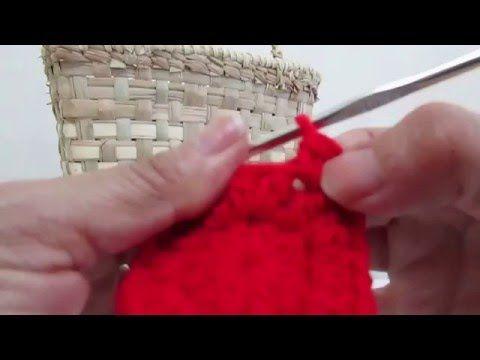 Gorro de Spìderman tejido en crochet . 1ª parte. - YouTube