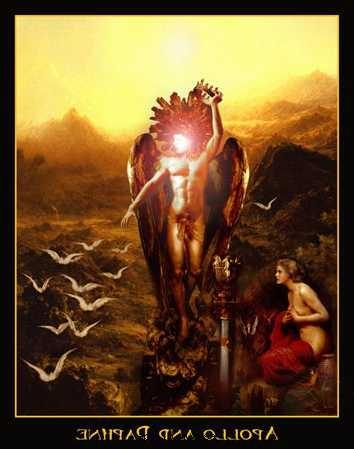 Apollo, Greek God of Light...Greek God