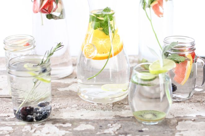 Taking water to another level with Simply Infused Water! You know I'm all about that hydration
