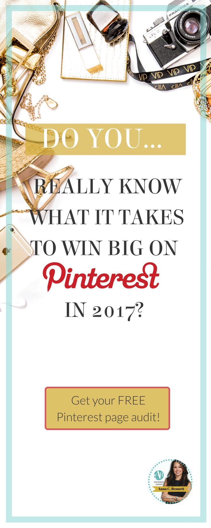 Download Pinterest Strategy Free Template | Click here to find out how to get your FREE Pinterest Marketing Audit from Pinterest Expert Anna Bennett https://www.whiteglovesocialmedia.com/pinterest-consultant | Pinterest Tips for Business | Social Media Marketing
