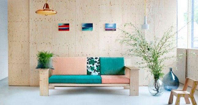 Bench sofa x Studio Roof