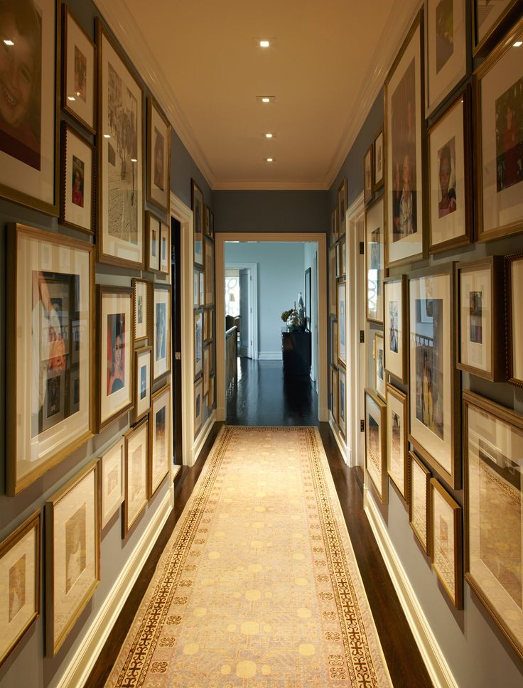 1000 Ideas About Decorating Long Hallway On Pinterest