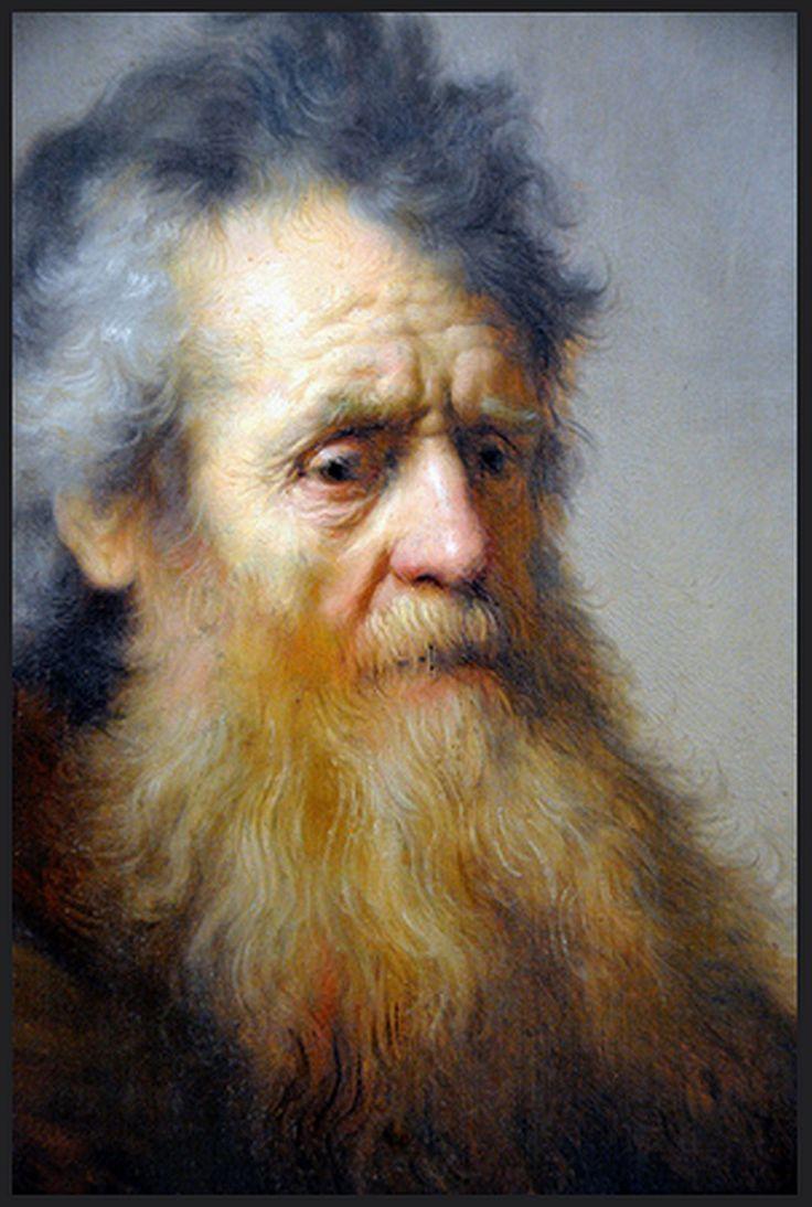 Rembrandt , love this details. Magnificent.