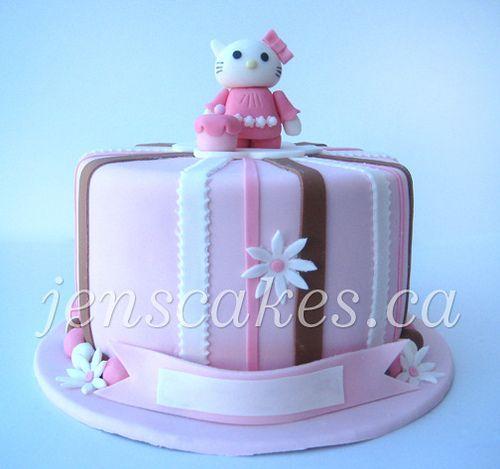 Hello Kitty - Cake | Flickr - Photo Sharing!