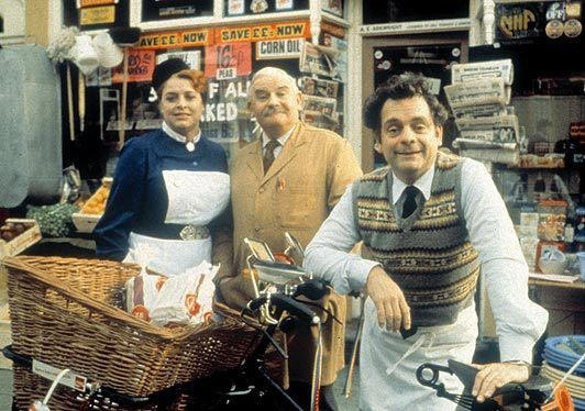 Open all hours, Classic British Comedy and the late great Ronnie Barker