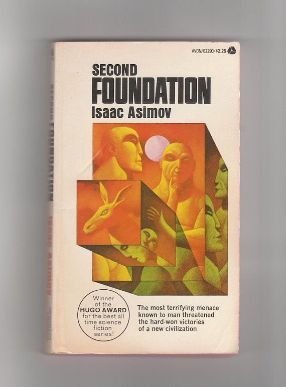 foundation by isaac asimov Foundation by isaac asimov 5 pages 1125 words the book foundation is an interesting collection of short stories by isaac asimov the novel is segregated into five separate parts, part i being the psychoistorians, part ii the encyclopedists, part iii the mayors, part iv the traders.