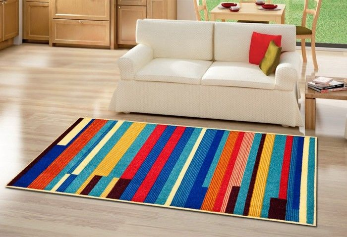 Multi Colour Allure Carpet