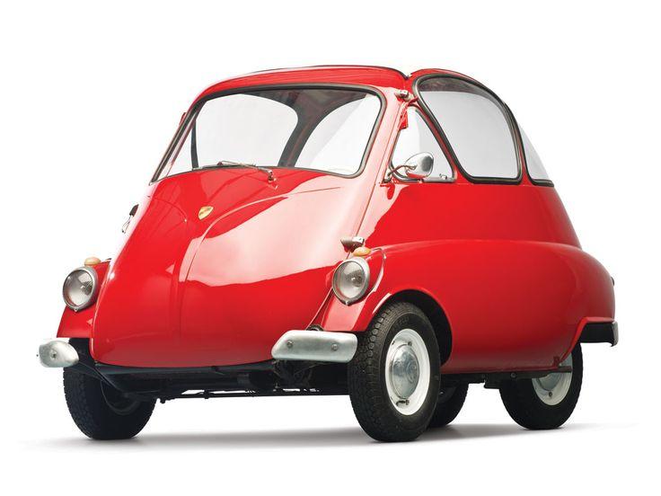 Bien-aimé 173 best Cars images on Pinterest | 1960s, Bmw classic and Bmw isetta BG41
