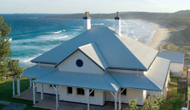 Seal Rocks  lighthouse cottages