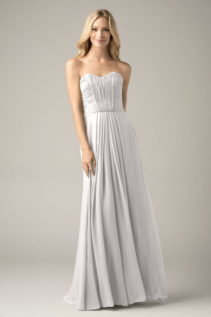 Best wedding dresses for the maids   Best images about Brideus maid dresses colors on Pinterest