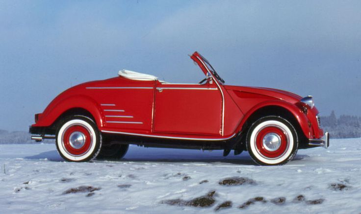 Hoffmann 2cv cabrio