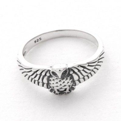 owl ring + midsummer star