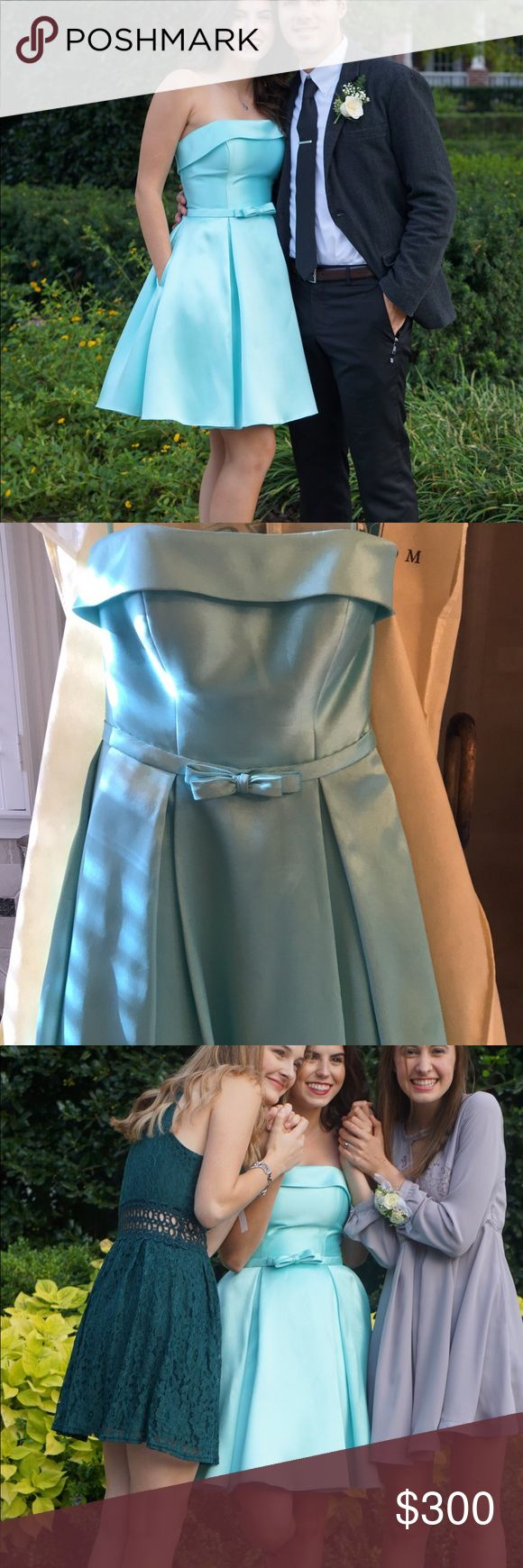 Sherri Hill dress Size 4 perfect condition Sherri Hill Dresses Strapless
