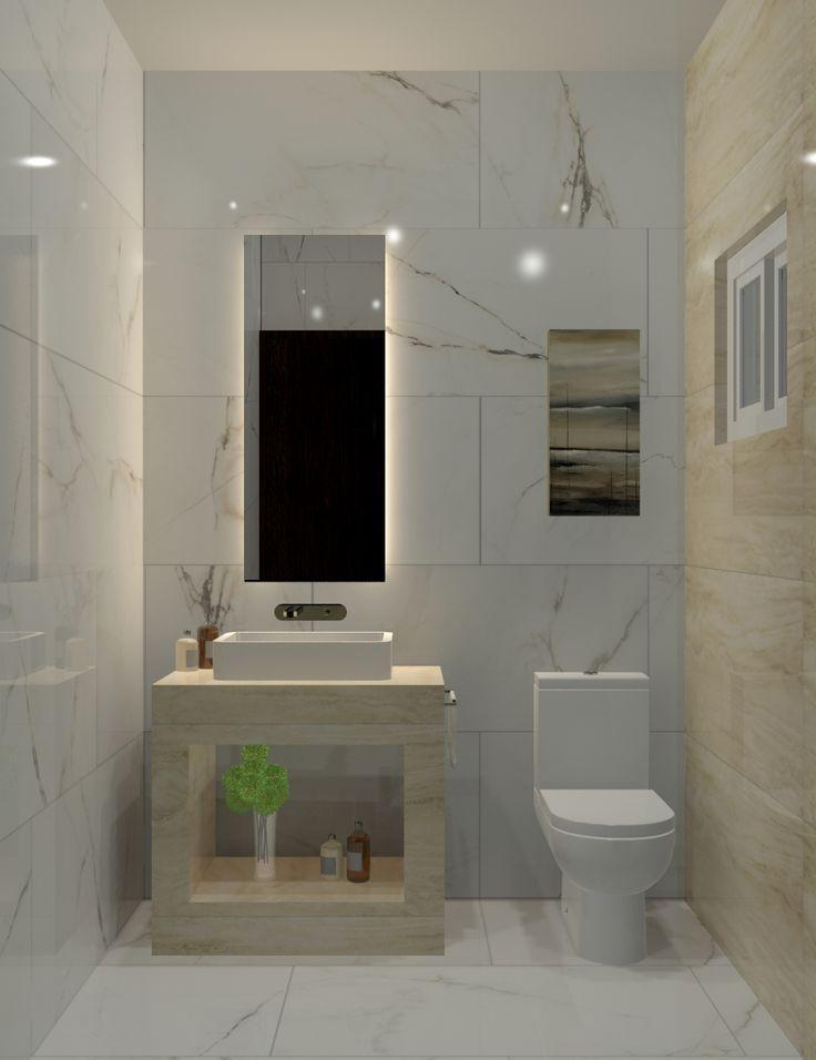 Baño General En Regadera O Tina ~ Dikidu.com