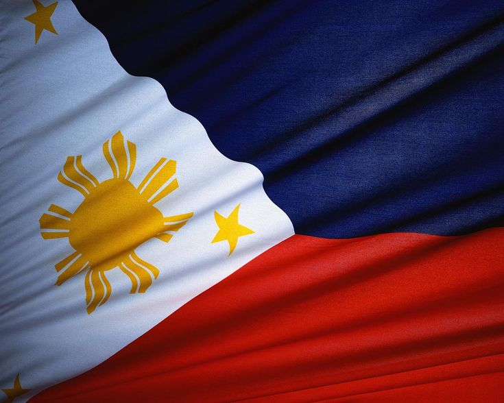 Flag Of Philippines  Wallpapers HD For Free