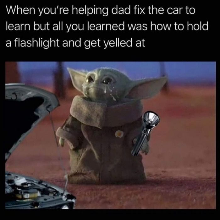 50 Funny Memes And Pics For The Extra Long Weekend Funny Gallery Baby Love Babygirl Babyboy Kids Newborn Cute Yoda Meme Yoda Funny Star Wars Memes