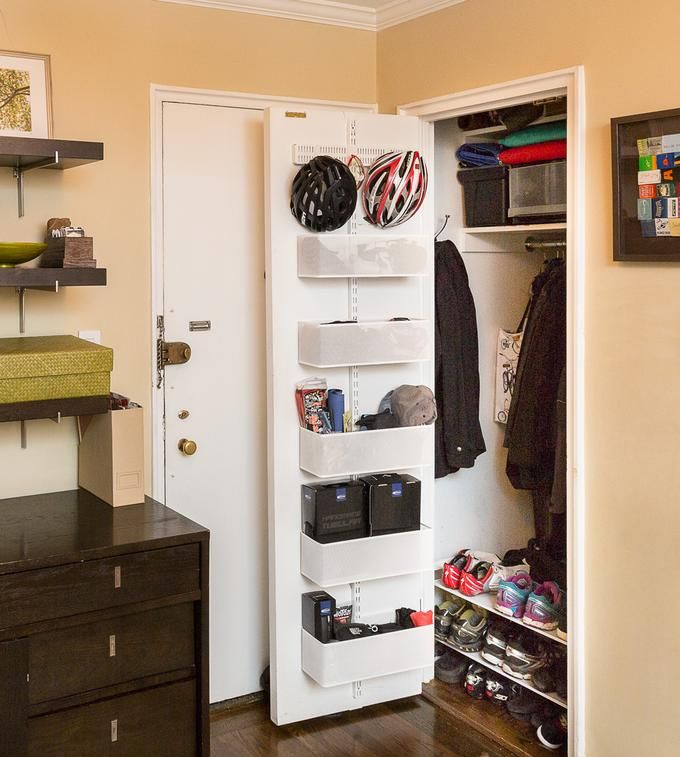 Fixes For Tight Spaces From Cramped New Yorkers Small Apartment Storage Small Bedroom Storage Small Apartment Storage Solutions