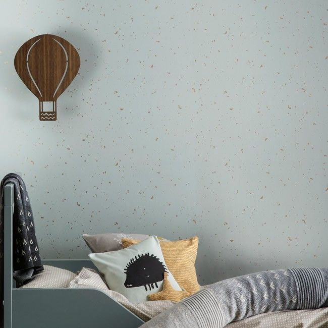 Ferm Living Confetti Wallpaper - Mint
