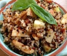 Recipe Quinoa, Apple & Cranberry Salad with Maple Dressing by Donna O'Sullivan - Recipe of category Side dishes