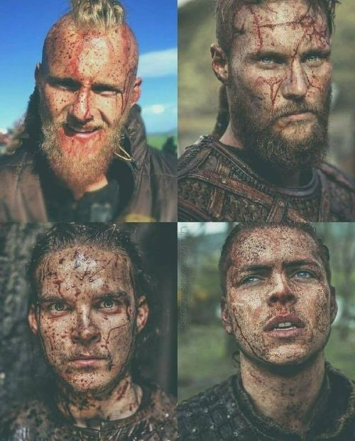 Image in vikings collection by Büşra on We Heart It