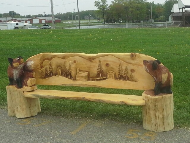 Best images about chainsaw carving on pinterest folk