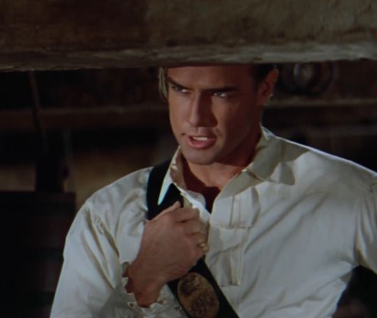 "Marlon Brando in ""Mutiny of the Bounty"" (1962) 