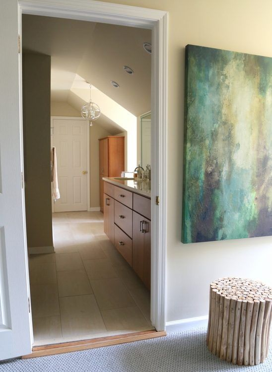 Angled Walls or Slanted Ceilings? Why You Need to Paint Them Like This - The Decorologist