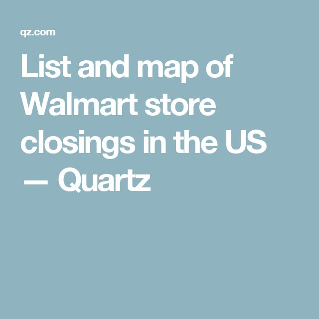 Top Best Walmart Stores Ideas On Pinterest Fall Collections - Map of walmarts in us