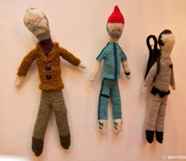Bill Murray Dolls by Erin Gibbs | Flickr - Photo Sharing!