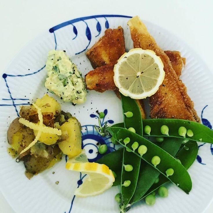 Fredsfisk – veganske fiskefileter