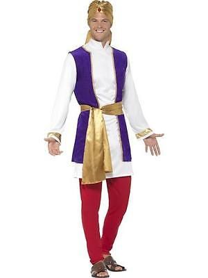 Arabian prince mens fancy dress #aladdin sheik sultan bollywood #adults #costume ,  View more on the LINK: 	http://www.zeppy.io/product/gb/2/361849870486/