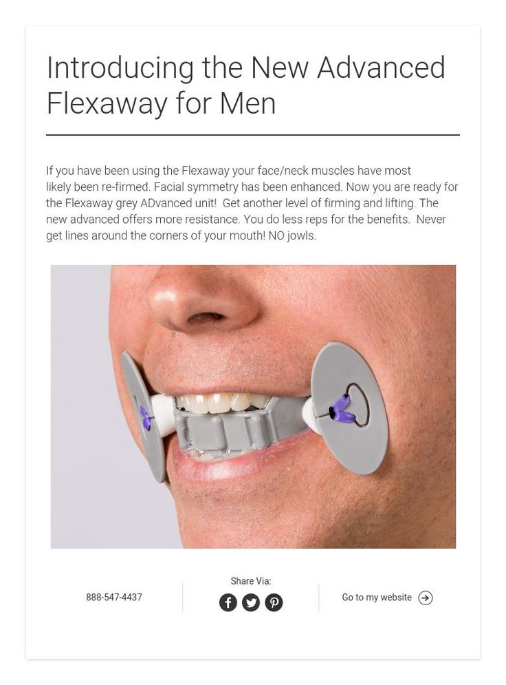 Flex away system facial review