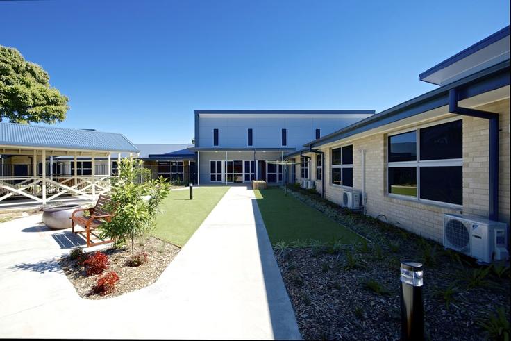 St Joseph's Nursing Home, Lismore NSW  #architecture #agedcare #design #australia