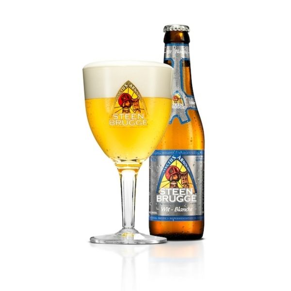 Steenbrugge Wit - Blanche 33cl 5%
